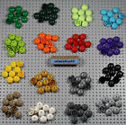 Kyпить LEGO - 2x2 Round Bricks Dome Top - PICK YOUR COLORS - Bottom Axle Holder 553 Lot на еВаy.соm