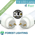 New Forest Lighting 19W T8 LED Tube, 4-ft, UL/DLC, Case o...