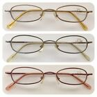 A38 High Quality Reading Glasses/Spring Hinges/Small Lenses/Classic Style Design
