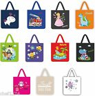 Mini Tote Bag Name Desired Motif Cloth Bag Toddler Bag Purse Mini Bag