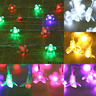 10M 100 LED Little Flower Fairy String Light Lamps Christmas Wedding Stage Party