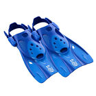 TUSA Small Lightweight Snorkelling fins with open heel pocket and strap