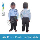 Airforce Pilot  Fancy Dress  Costume for Kids