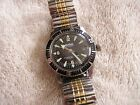 Vintage Sheffield Allsport 338 Feet Diving Watch