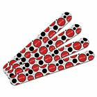 Double-Sided Nail File Emery Board Set 4 Pack Celebration Party Shower