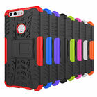 For Huawei Honor 8 Case Rugged Hybrid Armor Kickstand Protective Phone Cover