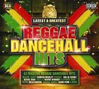 Latest & Greatest Audio Cd Reggae Dancehall Hits (3 Cd) 0