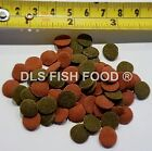 DLS Fish Food Premium Mini Complete Spirulina Colour Wafers