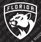 Florida Panthers car truck vinyl decal sticker NHL Hockey $10.99 USD on eBay