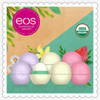 (CHOOSE YOUR FLAVOUR)EOS EVOLUTION OF SMOOTH LIP BALM 100% NATURAL 95% ORGANIC