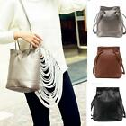New Women's Handbag Ladies Shoulder Cross Body Bag Leather Hobo Satchel Purse NU