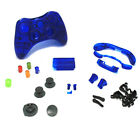 Xbox 360 Wireless Controller Hard Cover Shell Replacement Case + Buttons
