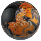 Ebonite Cyclone Bowling Ball Black/Gold/Silver