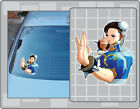 CHUN-LI Vinyl Decal #2 from Street Fighter Sticker PICK A SIZE!