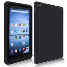 High Shockproof Hybrid Rubber Armor Hard Case Cover for Amazon Kindle Fire HD 10