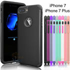 Hybrid Shockproof Slim Rubber Hard Case Cover Skin for Apple iPhone 7 / 7 Plus +