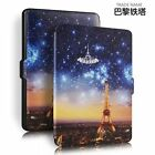 For Amazon Kindle Paperwhite 1 2 3 Case Cartoon Slim Protective Leather Cover