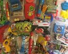 ASSORTED BOYS WRAPPED TOYS / PARTY FILLERS / FETE / LUCKY DIP / JOB LOT - NEW