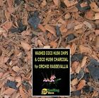 Orchid Bark Chip Mix, Coco Husk + Charcoal, Masdevallia, DELIVERY IN 2-8 DAYS