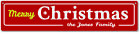Merry Christmas Sign, Custom Snowflake Merry Christmas Decor Sign ENSA1000019