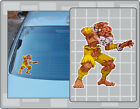 DHALISM Sprite Vinyl Decal #1 from Street Fighter Sticker PICK A SIZE!