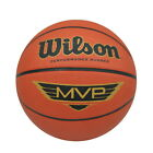 2 BALLS x WILSON BASKETBALL - MVP PERFORMANCE - SIZE 5, 6, 7 -  ALL COURT USE