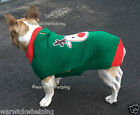 Armitage Christmas Dog Jumper M, L or XL & XXL French Bulldog Bulldog wide neck