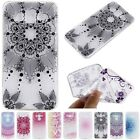 Silicone Rubber Slim Gel Clear Soft TPU Cover Case For Samsung Grand Prime G530
