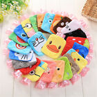 Hot Cute Cartoon Mini Water-Filling Plush Pocket Hand Wamer Hot Water Bottle Bag