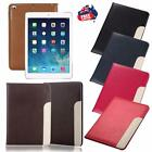 Elegant iPad Leather Cover Folding BookStyle Folio Case iPad Mini 4 iPad Pro 9.7