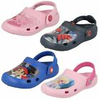 Boys and Girls Character Summer Manmade Beach Clogs Sandals