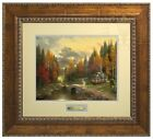 Thomas Kinkade The Valley of Peace Prestige Home Collection