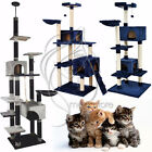 Cat Tree Tower Condo Furniture Scratch Post Kitty Pet Kitten House Play Toy