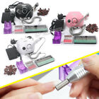 Electric Manicure Beauty DIY Nail Art Care Files Polish Drill White Pink Black