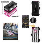 For iPhone 6 Hybrid Shockproof Hard Heavy Duty Stand Waist holder Case Cover