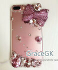 Handmade Big Crystal Gems Luxurious Bling Phone case Cover for Various Phone