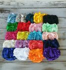 Baby Girls Lot of 21 Ruffles Diaper Cover Bloomer. Baby Girls Diaper Covers, USA