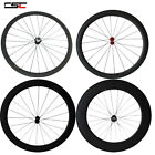Lightest carbon wheelset 38/50/60/88mm clincher/tubular with Powerway R13 hub