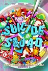 Suicide Squad Hi-Res Movie Poster Giclee Print Bowl of Cereal