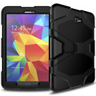 Hybrid Rugged Hard Shockproof Cover Case For Samsung Galaxy Tab A 10.1 T580