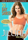 JILLIAN MICHAELS - 30 DAY SHRED DVD 3 Complete Workouts Exercise Fitness