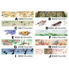 Limited sale Japan Style Washi Tape Masking Poetic DIY Scrapbooking Sticker Tag