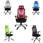Merax Modern Ergonomic Mesh High Back Executive Home&Office Chair Computer Desk
