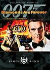 James Bond 007 DIAMONDS ARE FOREVER DVD (1971) Sean Connery $4.79 USD