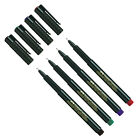 Faber-Castell Fineliner Finepen 1511 - Pack of 10 (4 Colours Available)