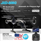 JXD 509G 5.8G FPV With 2.0MP HD Camera High Hold Mode RC Quadcopter   Monitor