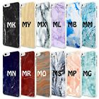 PERSONALISED Marble Effect Mobile Phone Case Cover For Sony Xperia X