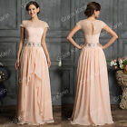 Formal Chiffon Mother of the Bride Evening Prom Dress Party Prom Cocktail Gowns
