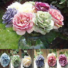 Wedding Party Beauty Flower Artificial Peony Silk Flowers Decoration Ornament