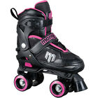 MONGOOSE GIRLS' ADJUSTABLE ROLLER SKATES